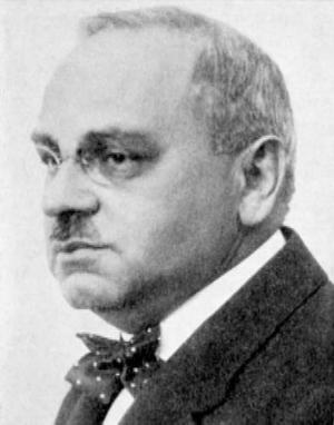 Alfred Adler - Begründer Individualpsychologie (c) Wikipedia