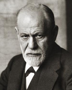 Sigmund Freud - Psychoanalyse (c) Wikipedia